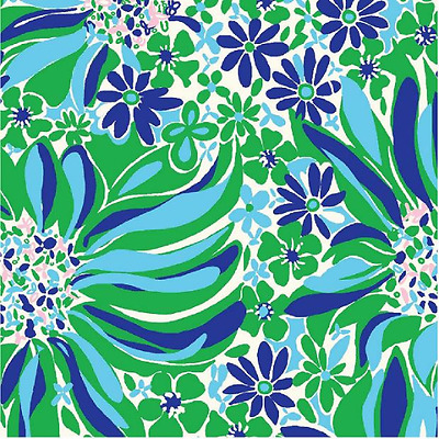 "Lilly Pulitzer Inspired Far More Than Rubies #69 Vinyl  12/""x12/"" Sheet M"