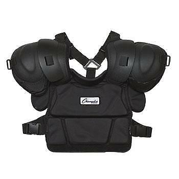 Pro Style Low Rebound Foam Umpire's Chest Protector
