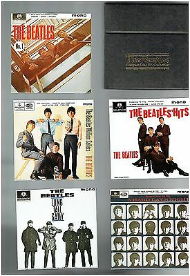 Beatles Compact Disc Ep Collection Black Box Set 15 Cd & 15  Picture Sleeves