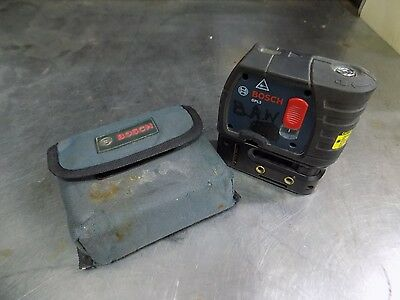 BOSCH GPL3-  3 Point Self Leveling Alignment Laser (PLEASE READ)