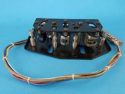 AKAI GX-630D Tape Recorder HEADS with Mounting Plates and Wiring VGC