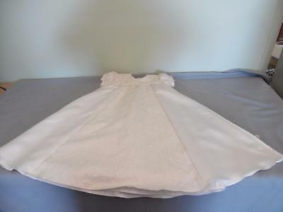 Exclusively Yours Babies Christening Gown /Baptism