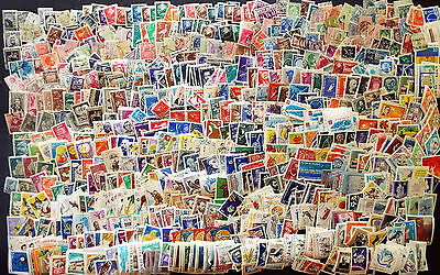 @ 1000 Stamps From Romania