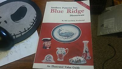 Blue Ridge Dinnerware: Southern Potteries Inc. An Illustrated Value Book 2nd Ed.