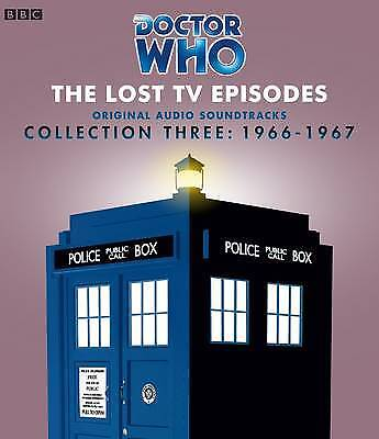 Doctor Who: The Lost TV Episodes Collection: (1966-1967) 3, British Broadcasting