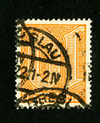 Germany Stamps # O3 VF Used Scott Value $450.00