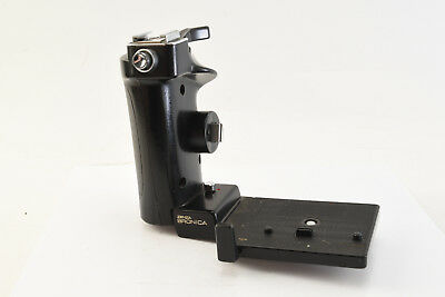 Zenza Bronica Speed Grip S For SQ SQ-Ai SQ-A SQ-B Hand Winder And Flash Holder