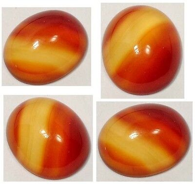 18thC Antique 3¼ct French Carnelian Ancient Rome Persia Greece Favorite Gemstone
