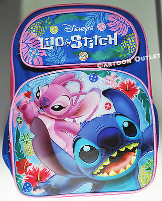 d2ad32a38ab Lilo And Stitch BACKPACK 16