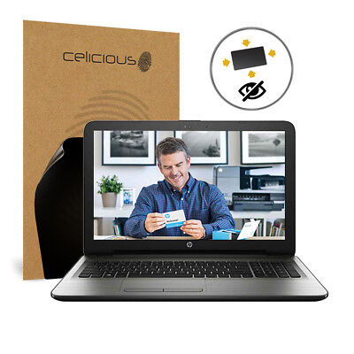 Celicious Privacy Plus HP Notebook 15 AY019TU [4-Wege-Filter] Displayschutzfolie