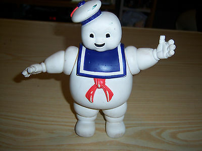 1986 Columbia Pictures Ghostbusters Stay Puff Marshmallow Man - 7 inch