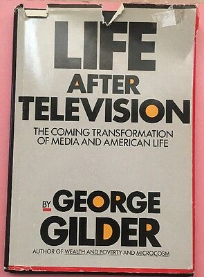 RA083 Life After Television 1990 By George Gilder