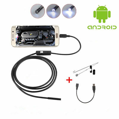 Micro USB Waterproof Borescope Endoscope Inspection Camera for OTG ANDROID Phone