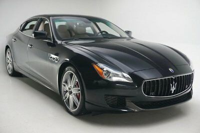 2014 Maserati Quattroporte GTS Maserati Quattroporte GTS!! The M & AMG Killer!  Low reserve!
