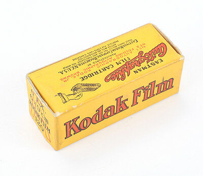 KODAK 120 AUTOGRAPHIC SPEED FILM, EXPIRED OCT 1930, SOLD FOR DISPLAY/cks/195955