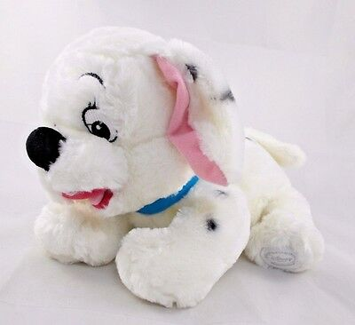 "Disney Store 101 Dalmatians Floppy Plush PENNY 10"" Tall"