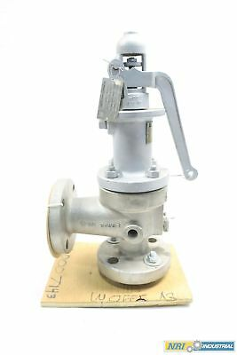 Consolidated 1920-Ft-1-Td-Ss-Lp-Spec 54Psi 1-1/2In Flanged Relief Valve D569831