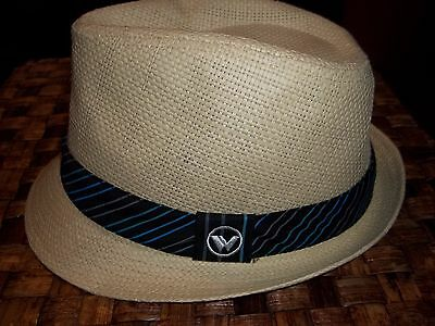 Fedora Hat Size  4-16 Youth Boys Natural
