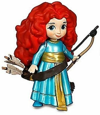 MERIDA Disney Pixar BRAVE PRINCESS MOVIE Baby Toddler PVC TOY FIGURE Cake Topper