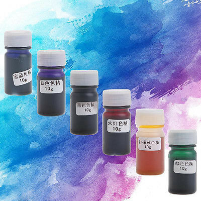 New Alumilite resin single color pigment liquid dye jewelry making crafts DIY