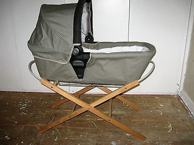 Mothercare Carry Cot And Stand   ( Collection Only )