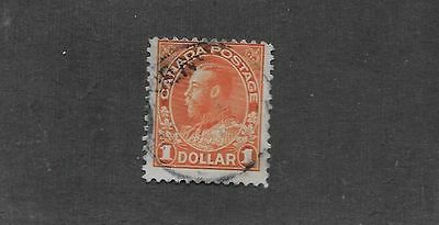 Canada Sc# 122 Used Stamp