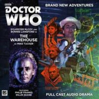 Doctor Who / The Warehouse / Mike Tucker / Bbc Audio Cd 9781781785430