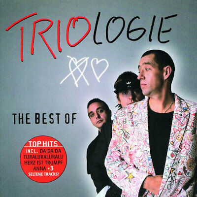 trio - triologie-the best of (CD NEU!) 731454242929