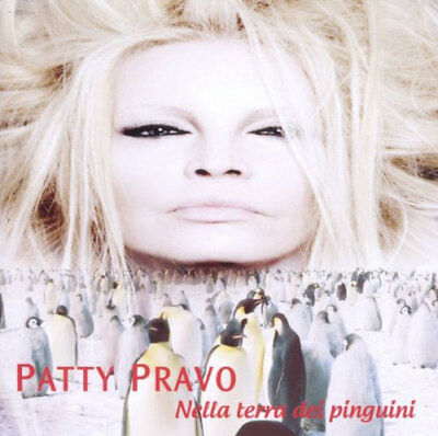 patty pravo - nella terra dei pinguini (CD NEU!) 4029759067757