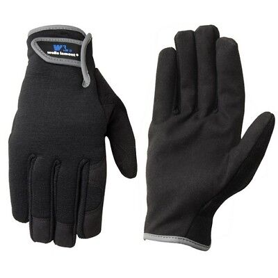 Wells Lamont 7700XL Synthetic Leather Work Gloves Men X-Large