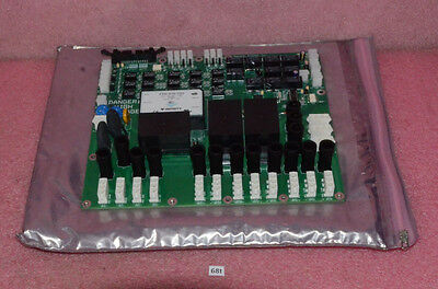 Rapiscan Integrated Power Distribution Board P/N 2210782.