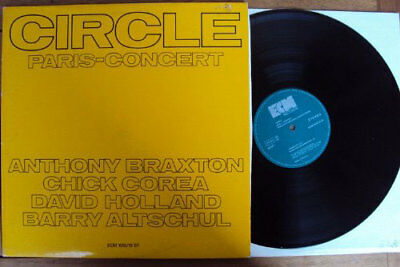 Chick Corea,David Holland,Barry Altschul Circle Anthony Braxton-The Paris Concer
