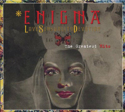 enigma - love sensuality devotion - the greatest hits (CD) 724381106020