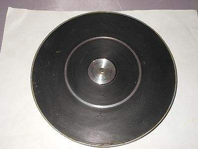 Rubber Turntable Mat From Thorens Td160 163 5 08 Picclick Uk