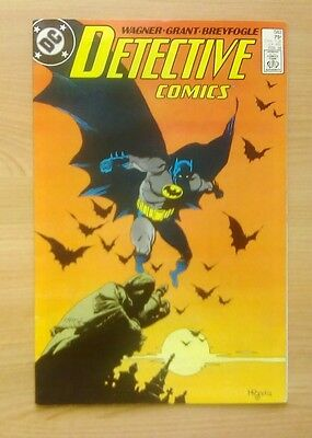 Detective Comics #583 - Key Issue 1St Appearance Scarface & Ventriloquist 1988