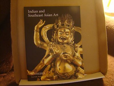 SOTHEBY'S Indian and Southeast Asian Art  #7019 September 24, 1997