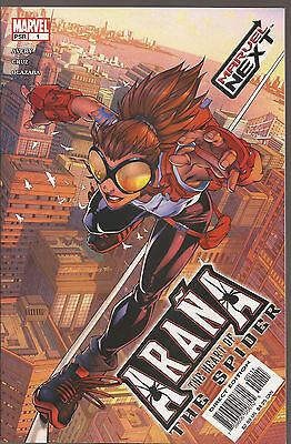 ARANA THE HEART OF THE SPIDER * LOT of 12 DIFFERENT * MARVEL COMICS