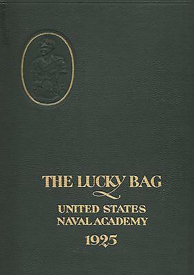 ☆* United States Naval Academy 1925 Lucky Bag Book - Navy *☆