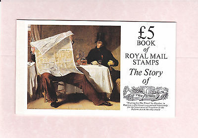 GB - 1985 - The Story of the Times -  DX6 - Cat £20