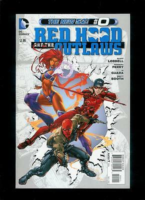 Red Hood And The Outlaws # 0 (DC New 52, VF / NM) Combined Shipping!