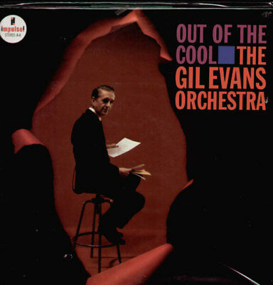 gil evans - out of the cool (LP NEU!) 9991501037453