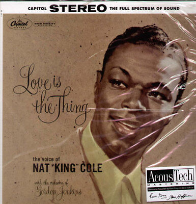 Nat King Cole - love is the thing (LP NEU!) 0753088082474