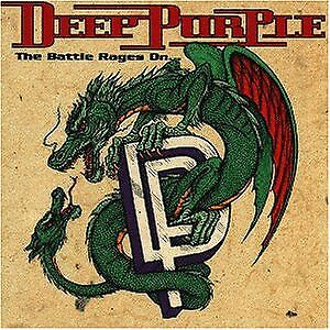 deep purple - the battle rages on… (CD NEU!) 743211542029