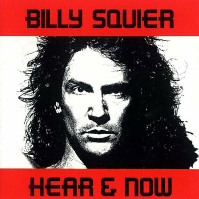 billy squier - hear and now (CD) 077774874823