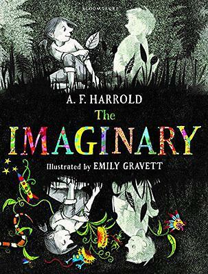 Imaginary by Harrold, a.F. | Paperback Book | 9781408857274 | NEW
