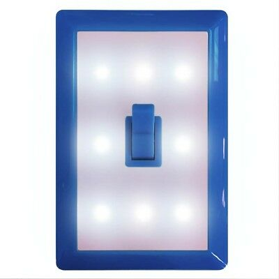 2-Pack: Wireless 6 LED Light Switch Night Light