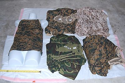 Womens Camo T Shirts Bulk Lot M-Xl Wholesale Form Fitting A.s. Tees