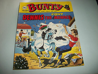 1986 Bunty Picture Story Library comic no. 284