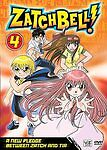 Zatch Bell - Vol. 4: A New Pledge Between Zatch and Tia (DVD, 2006, Dubbed)