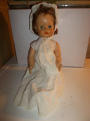 Vintage Eegee Crying Doll